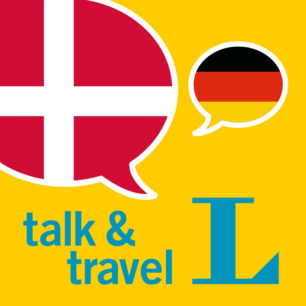 Dänisch talk&travel – Langenscheidt Sprachführer mit Audio